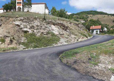 Рехабилитација на државен пат Р2337 делница Крушево – Слива – Пуста река