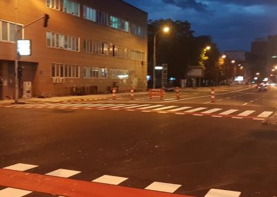 Реконструкција на ул. 11-ти Октомври