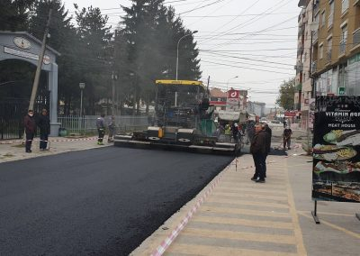 "Реконструкција на ул. ""Илинденска"" Гостивар"