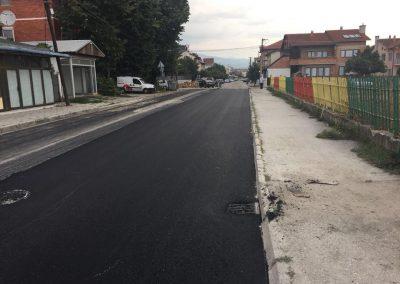 """Асфлтирање на улица """"Браќа Блажески"""" и """"Улица 1"""" – Општина Гостивар"""
