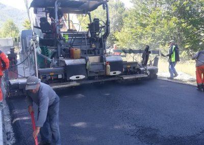 Рехабилитација на државен пат Р2235 делница Маврово – Никифорово