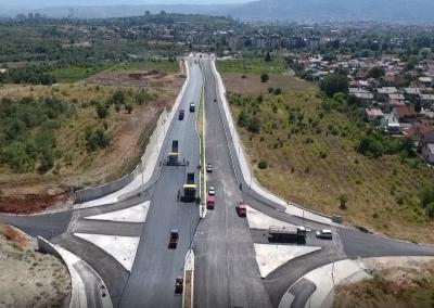 Изградбата на Булевар Христијан Тодороски Карпош – Град Скопје